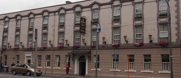 dublin north star hotel: