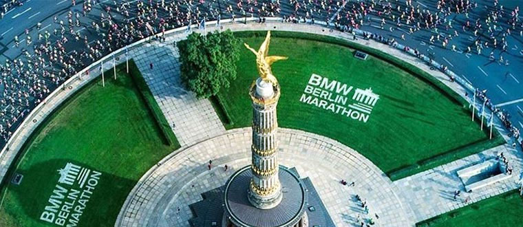 Berlin Marathon 26 september 2021