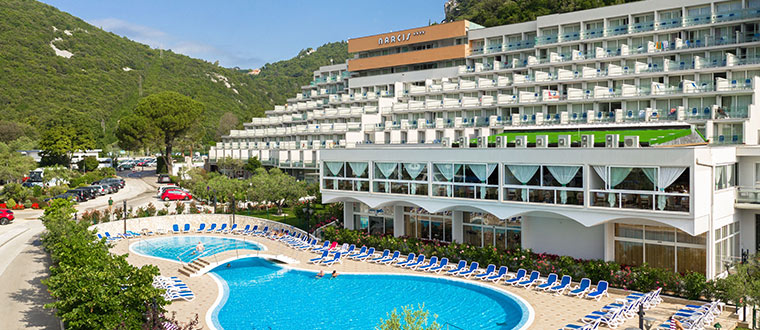 Maslinica Hotel & Resort, Hotel Mimosa/Hotel Hedera/Hotel Narcis, Rabac