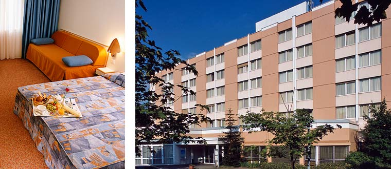Tryp hotel wuppertal scandorama ab for Hotel wuppertal