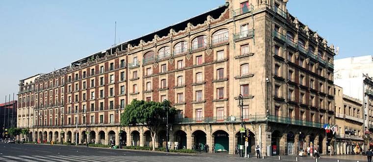 Best Western Hotel Majestic, Mexico City