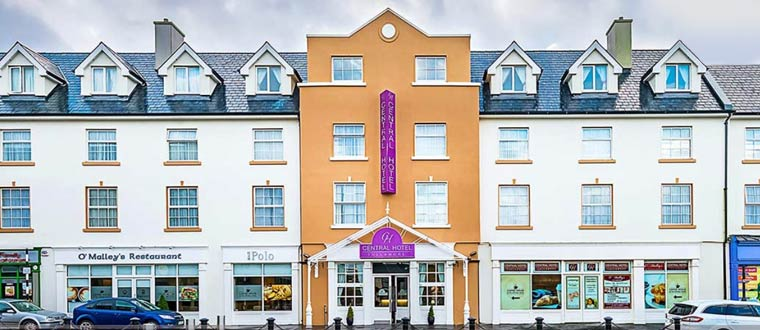 Central Hotel, Tullamore