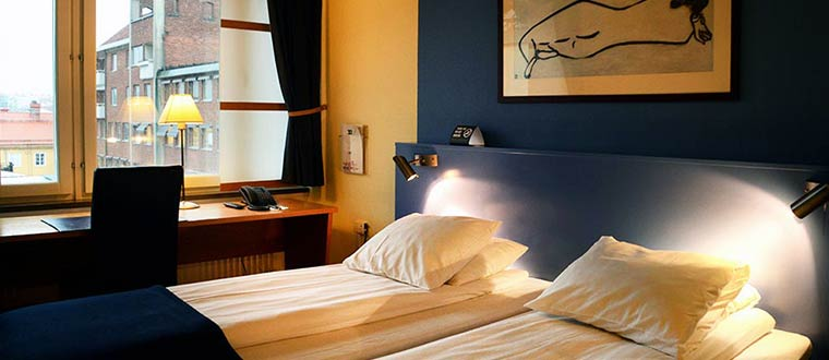 Clarion Collection Hotel Etage, V�ster�s