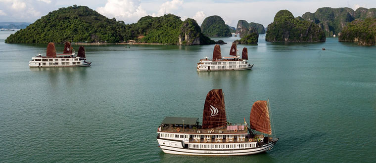 Glory Ledgend Cruises, Ha Long