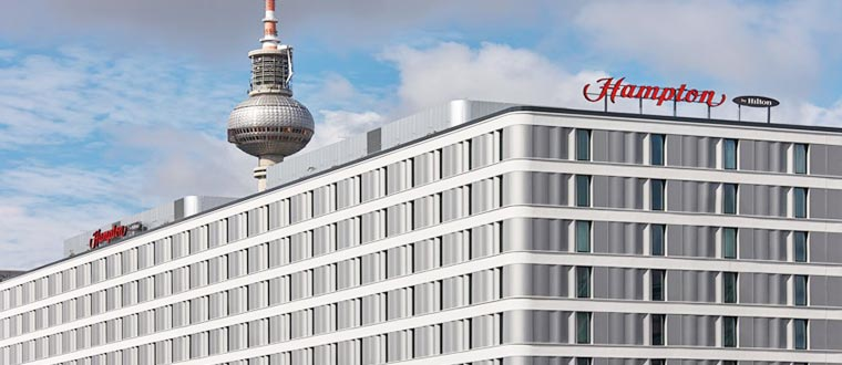 Hampton by Hilton Hotel Alexanderplatz, Berlin