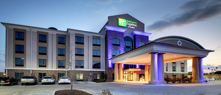 Hotel Holiday Inn Express South, Natchez