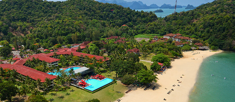 Holiday Villa Beach Resort Langkawi, Pantai Tengah