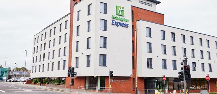 Hotel Holiday Inn Express, Cheltenham