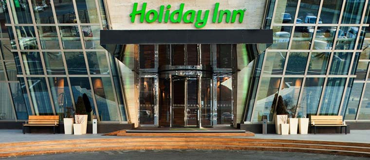 Hotel Holiday Inn, Tbilisi