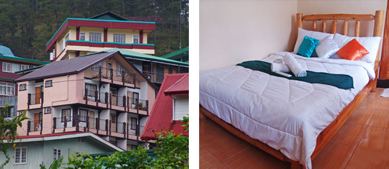 Masferr� Country Inn, Sagada