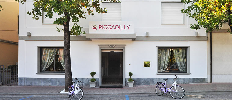 Hotel Piccadilly, Montecatini Terme
