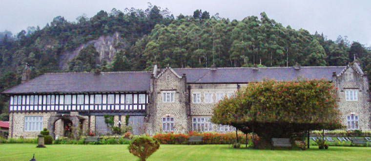 The Hills Club Hotel, Nuwara Eliya