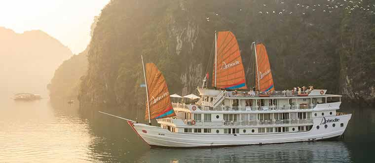 Aphrodite Cruises, Ha Long