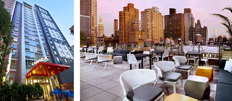 Cambria Hotel & Suites Chelsea, New York
