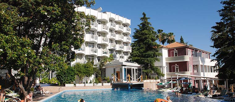 Hunguest Hotel Sun Resort, Herceg Novi
