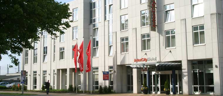 Intercity Hotel, Rostock