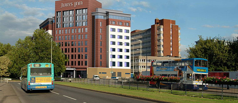 Jurys Inn Hotel, Swindon