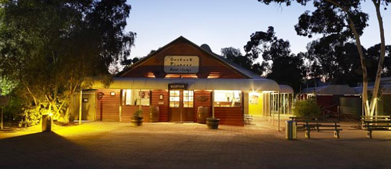 Outback Pioneer Hotel & Lodge, Ayers Rock