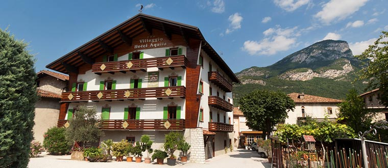 Villagio Hotel Aquila, Calliano