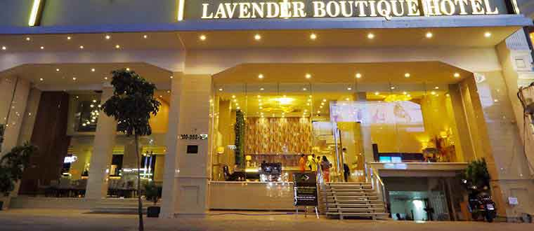 Lavender Boutique Hotel, Ho Chi Minh City